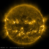 Credit: NASA/GSFC/SDO