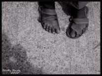 Homeless Jamaican in Ocho Rios by timlori