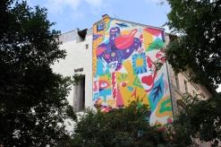 Babszem Jankó by Akacorleone, Street Art, Budapest, Hungary